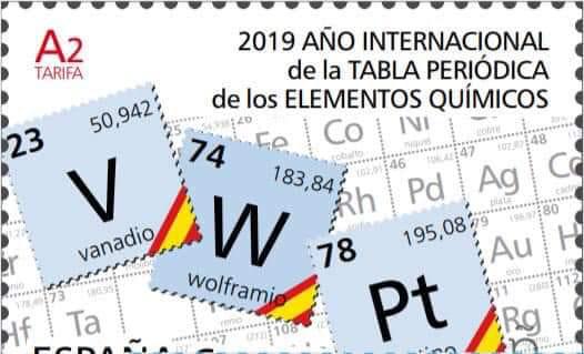 2019 ao internacional de la tabla peridica de los elementos qumicos