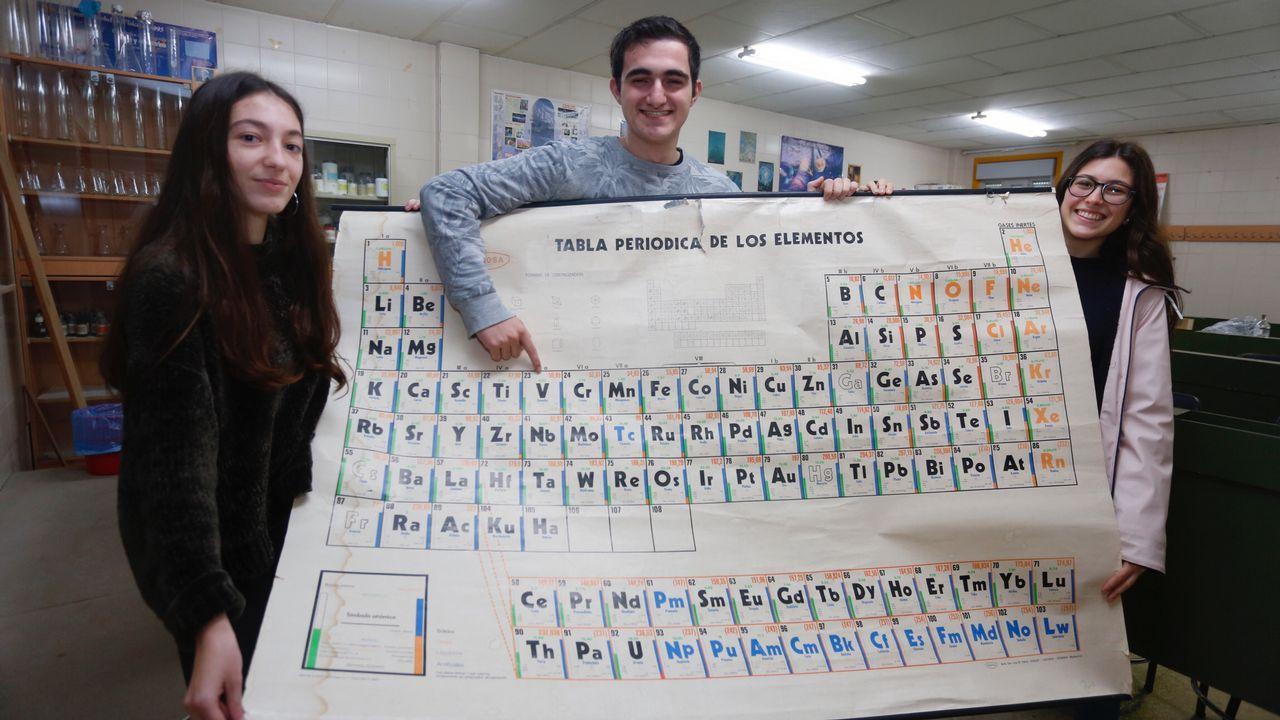 La química es práctica y bonita y fuimos por conocer la experiencia