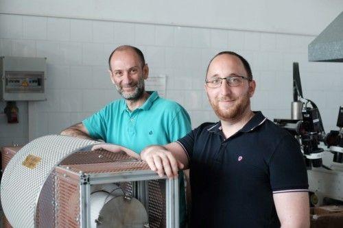 Nanodiamantes para detectar gases peligrosos