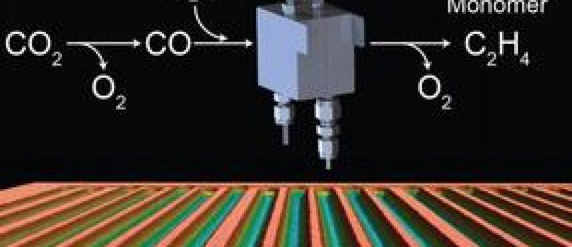 Células electroquímicas eficientes para la conversión de CO2