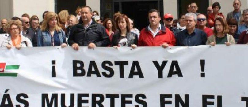 Los accidentes laborales crecen un 6% en la provincia de Sevilla y se duplican las muertes 'in itinere'