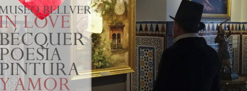 Visita teatralizada: Bécquer: poesía, pintura y amor.